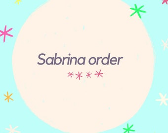 Sabrina Order, Amathyst Necklace