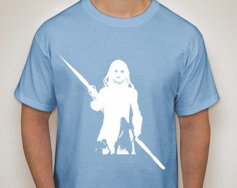 Game of Thrones-White Walkers Silhouette T-Shirt