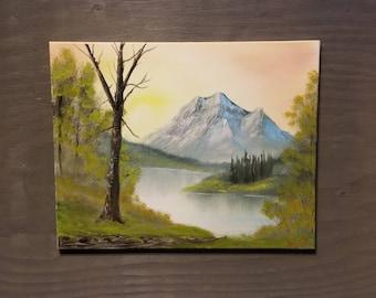 16 x 20 Oil Lanscape Painting