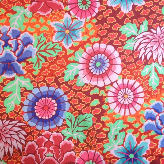 DREAM RED GP148 by  Kaffe Fassett Collective