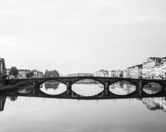 Photo (file downloads)-Ponte alla Carraia-Florence