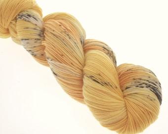 Sock Yarn - Hand Dyed Yarn  Sock superwash  Merino  variegated   VANITY