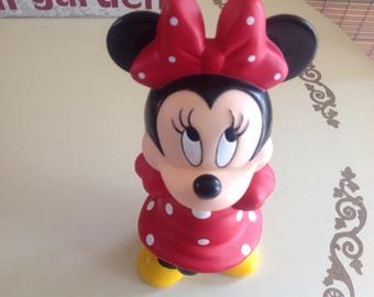 Vintage Disney Minnie Mouse Drink Container