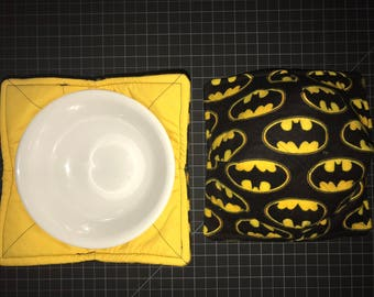 Batman Soup Bowl Cozy