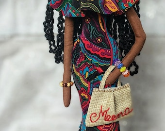 African doll (Mena)