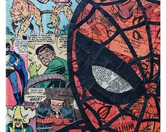 Spiderman Print 11x17