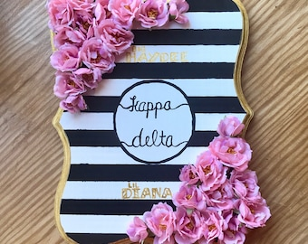 Custom Big Little Sorority Paddle