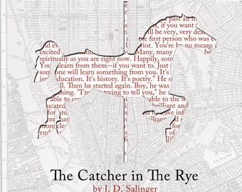 Catcher In The Rye Poster Print