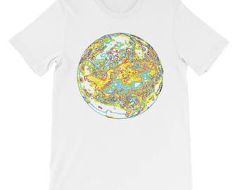 Global Warming - Climate Change - Not my President - Go Green - March for Science - Protest - Alternative Facts - Environmental Shirt  Earth