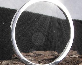 bracelet, Stargate sterling Argentium silver