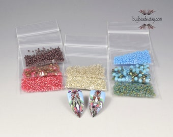 Inspiration Kit #87, Polymer Clay, Crystals