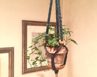 "SPECIAL // Mini Plant Hanger // 29"" // 3-Color Options"