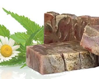 Chamomile and Honey Soap