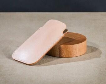 LG Q6 Leather Case