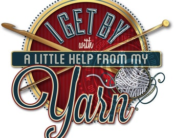 T-Shirt Transfer: A Little Help from my Yarn