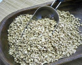 Astralagus root cut  herbs (astragalus membranceus) Huang Ch'i