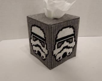 Star Wars Storm Trooper Tissue Box Cover