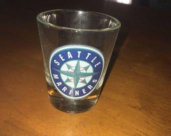 Shot Glass: Seattle Mariners