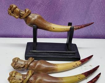Basilisk fang - inspired by Harry Potter