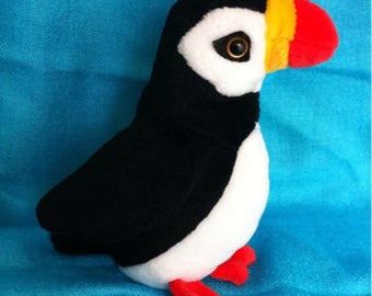 TY Beanie Babies Collection Puffer Stuffed Animal Plush Toy - Ty Plush Toy - Puffer Plush  Toy - Puffer Stuff Plush -Beanie Babies Plush
