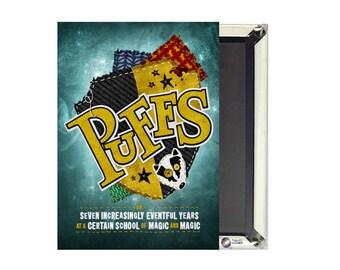 PUFFS Musical Magnet