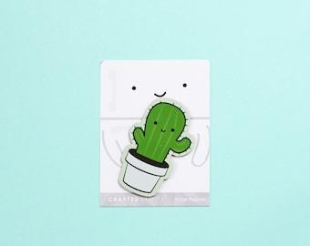 Cactus Fridge Magnet