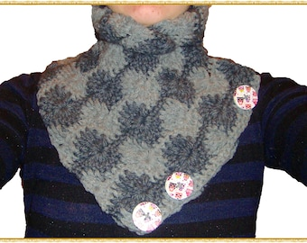Neck warmer – Crochet Pattern