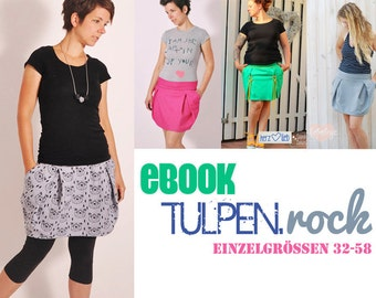 eBOOK #77 TULPEN.rock individual sizes 32-58-only in german language
