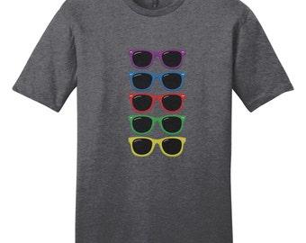 Colorful Sunglasses T-Shirt