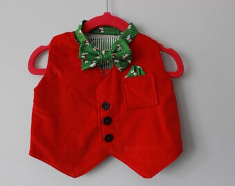Dapper Dude Vest Sets