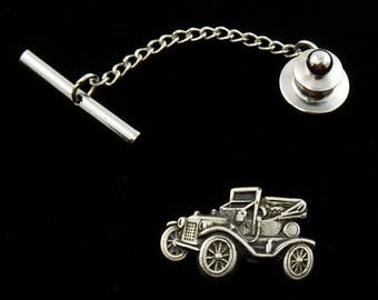 Old Buggy Pin Tie Tack Tac Classic Car