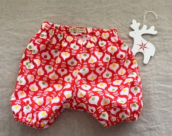 Baby girl bloomers baby shorts Scandinavian style bloomers