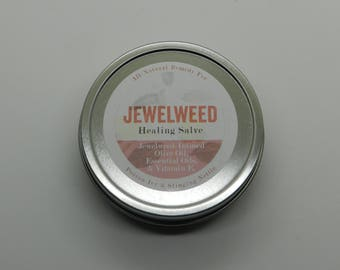 Jewelweed Poison Ivy Remedy Salve