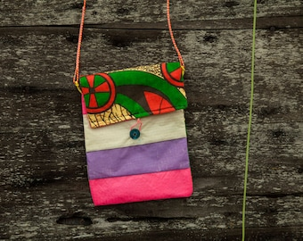Destiny Adventure Pouch (Recycled Paragliders, Malawi, Africa)