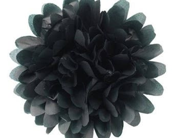 5x Black Tissue Paper Sheets ~ Gift Wrapping ~ Luxury ~ Acid Free ~ Colour Fast ~ Eco Friendly ~ Hen Party Bags