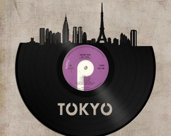 Best Skyline Tokyo, Unique Skyline Tokyo, Best Japan Skyline, Japan Collection, Best Tokyo, Gift for BF Tokyo, Gift for Traveler from Tokyo
