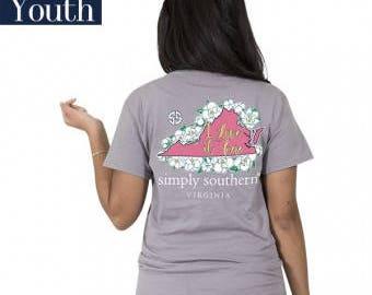 Simply Southern® YTH-PREPPYVA-STEEL