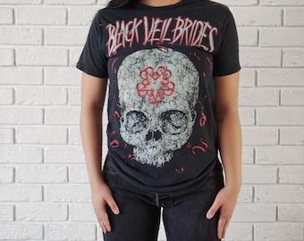Black Veil Brides Graphic Band Tee (M)