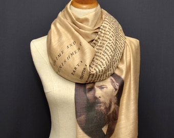 Crime and Punishment shawl/scarf - english version