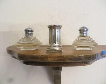 Salt & Pepper Shakers, vintage w/ free ship