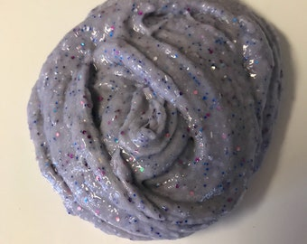 Galaxy Slime, Clear Sparkle, Glitter Squishy, Large Slimes, Clicky Clicks, Crushed up jelly, Cube Girls, Gift Idea, Party Favors, Kids Trend