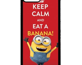 Keep Calm & Eat A Banana Phone Case