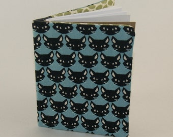 Traveler's Folio -Linen Kitties