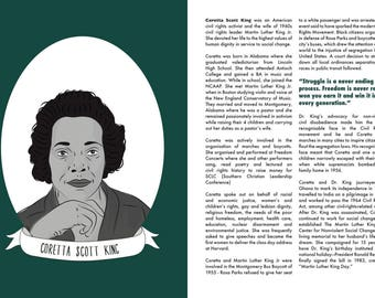 Illustrated Women in History zine - DIGITAL COPY