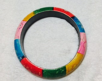 Colorful Bracelet - Handmade in Zambia