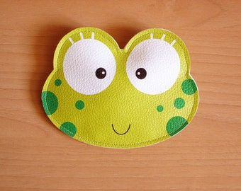 Phine the Frog -Purse-