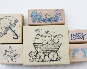 Baby Shower Stamps Us Postal Service ~ Baby shower stamps etsy