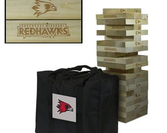 Southeast Missouri State University Redhawks Engraved Victory Towers