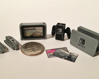 Mini Nintendo Switch - 3D Printed!