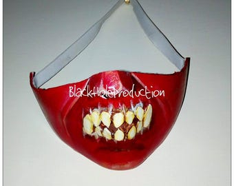 Mask Halloween demon demon Larp
